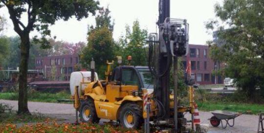 MS14 Aanleggen grondwatermeetnet Tilburg
